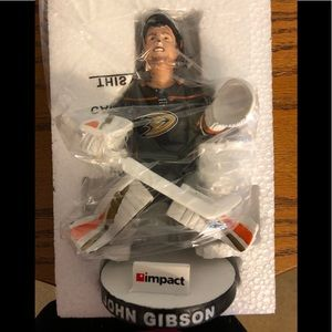 John Gibson bobble legs collectible